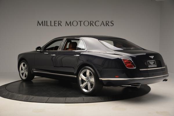 Used 2016 Bentley Mulsanne Speed for sale Sold at Maserati of Westport in Westport CT 06880 5