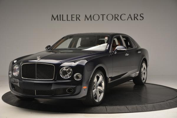 Used 2016 Bentley Mulsanne Speed for sale Sold at Maserati of Westport in Westport CT 06880 1