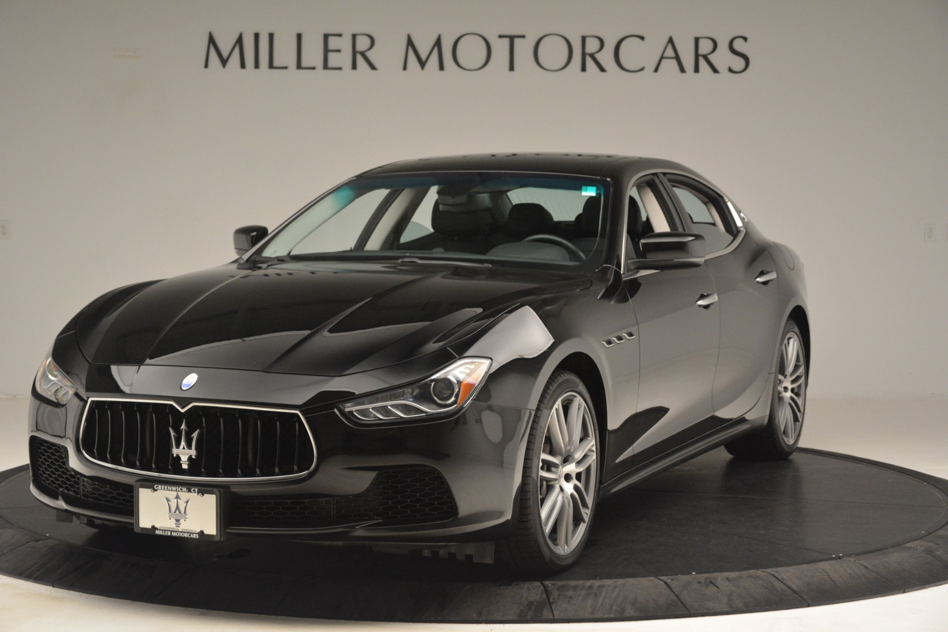 Used 2015 Maserati Ghibli S Q4 for sale Sold at Maserati of Westport in Westport CT 06880 1