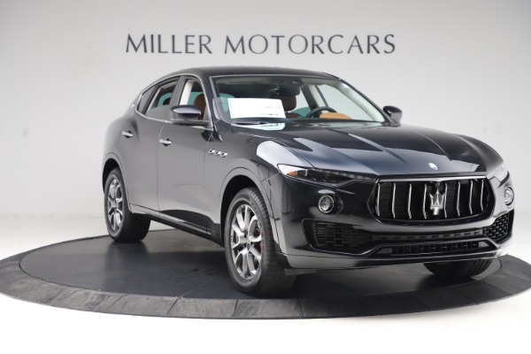 New 2019 Maserati Levante Q4 for sale Sold at Maserati of Westport in Westport CT 06880 11