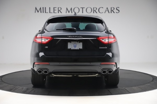 New 2019 Maserati Levante Q4 for sale Sold at Maserati of Westport in Westport CT 06880 6