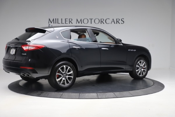 New 2019 Maserati Levante Q4 for sale Sold at Maserati of Westport in Westport CT 06880 8