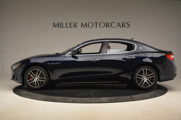 New 2019 Maserati Ghibli S Q4 for sale $61,900 at Maserati of Westport in Westport CT 06880 3