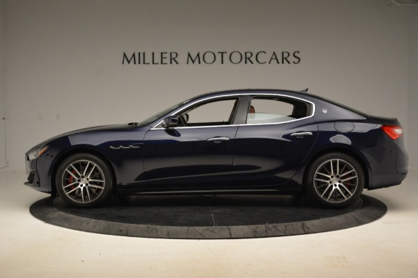 Used 2019 Maserati Ghibli S Q4 for sale $61,900 at Maserati of Westport in Westport CT 06880 3
