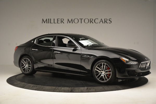 New 2019 Maserati Ghibli S Q4 for sale $59,900 at Maserati of Westport in Westport CT 06880 10