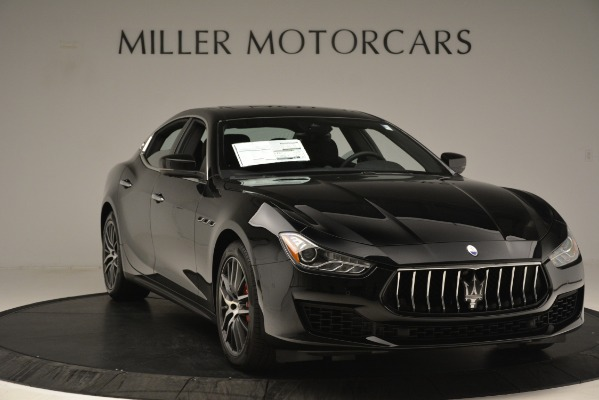 New 2019 Maserati Ghibli S Q4 for sale $59,900 at Maserati of Westport in Westport CT 06880 11