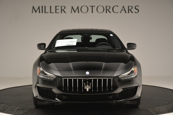 New 2019 Maserati Ghibli S Q4 for sale $59,900 at Maserati of Westport in Westport CT 06880 12