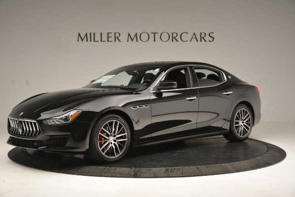 New 2019 Maserati Ghibli S Q4 for sale $59,900 at Maserati of Westport in Westport CT 06880 2