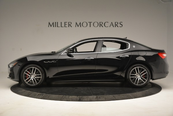 New 2019 Maserati Ghibli S Q4 for sale $59,900 at Maserati of Westport in Westport CT 06880 3
