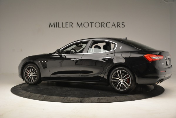 New 2019 Maserati Ghibli S Q4 for sale $59,900 at Maserati of Westport in Westport CT 06880 4