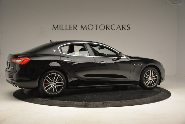 New 2019 Maserati Ghibli S Q4 for sale $59,900 at Maserati of Westport in Westport CT 06880 8