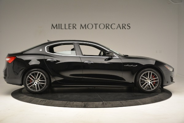 New 2019 Maserati Ghibli S Q4 for sale $59,900 at Maserati of Westport in Westport CT 06880 9