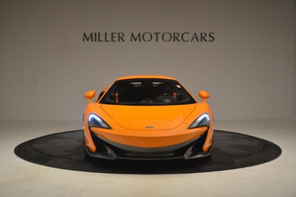 New 2020 McLaren 600LT Spider Convertible for sale Sold at Maserati of Westport in Westport CT 06880 22
