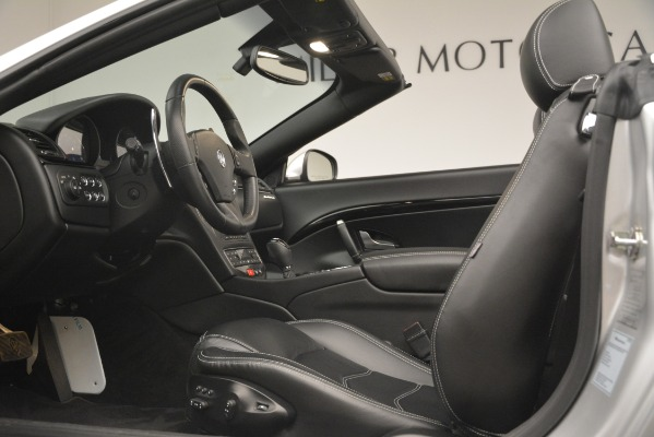Used 2016 Maserati GranTurismo for sale Sold at Maserati of Westport in Westport CT 06880 20