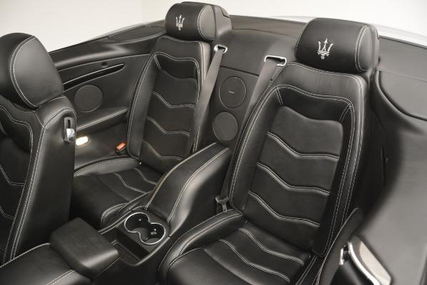 Used 2016 Maserati GranTurismo for sale Sold at Maserati of Westport in Westport CT 06880 22