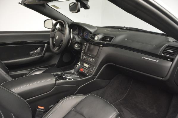 Used 2016 Maserati GranTurismo for sale Sold at Maserati of Westport in Westport CT 06880 24
