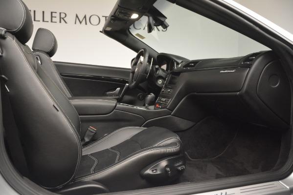 Used 2016 Maserati GranTurismo for sale Sold at Maserati of Westport in Westport CT 06880 25