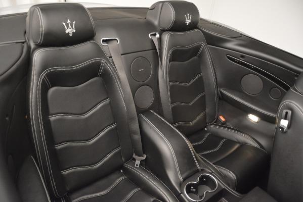 Used 2016 Maserati GranTurismo for sale Sold at Maserati of Westport in Westport CT 06880 27