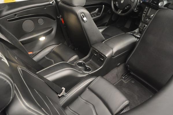 Used 2016 Maserati GranTurismo for sale Sold at Maserati of Westport in Westport CT 06880 28