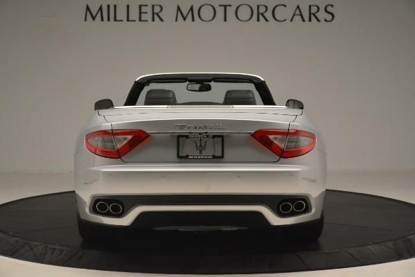 Used 2016 Maserati GranTurismo for sale Sold at Maserati of Westport in Westport CT 06880 6