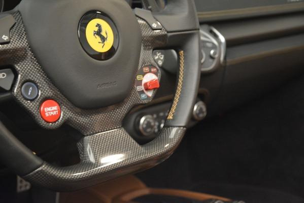 Used 2013 Ferrari 458 Spider for sale Sold at Maserati of Westport in Westport CT 06880 27
