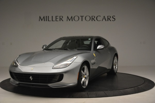 Used 2017 Ferrari GTC4Lusso for sale Call for price at Maserati of Westport in Westport CT 06880 1