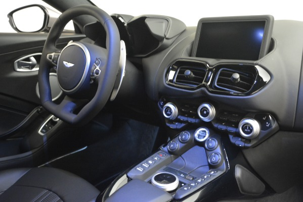 New 2019 Aston Martin Vantage Coupe for sale Sold at Maserati of Westport in Westport CT 06880 18