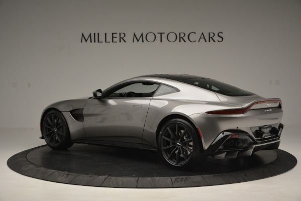 New 2019 Aston Martin Vantage Coupe for sale Sold at Maserati of Westport in Westport CT 06880 4