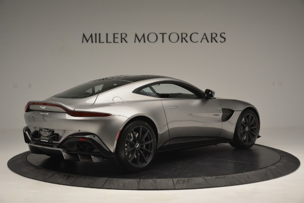 New 2019 Aston Martin Vantage Coupe for sale Sold at Maserati of Westport in Westport CT 06880 8
