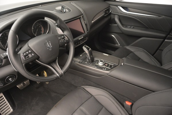 New 2019 Maserati Levante S Q4 GranSport for sale $104,825 at Maserati of Westport in Westport CT 06880 13