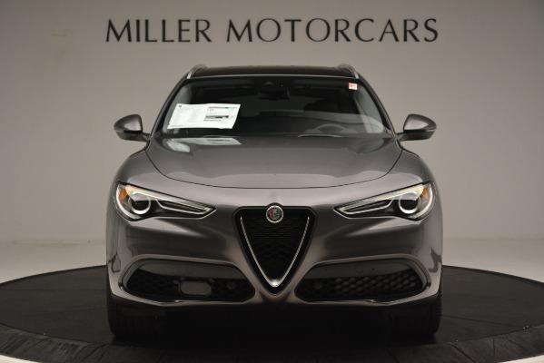 New 2019 Alfa Romeo Stelvio Ti Lusso Q4 for sale Sold at Maserati of Westport in Westport CT 06880 12