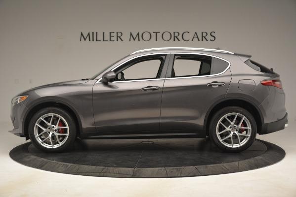 New 2019 Alfa Romeo Stelvio Ti Lusso Q4 for sale Sold at Maserati of Westport in Westport CT 06880 3