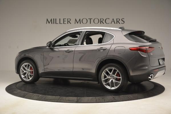 New 2019 Alfa Romeo Stelvio Ti Lusso Q4 for sale Sold at Maserati of Westport in Westport CT 06880 4