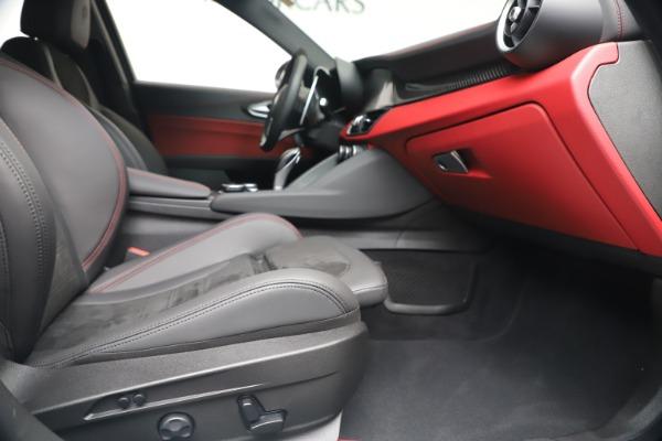 New 2019 Alfa Romeo Giulia Quadrifoglio for sale Sold at Maserati of Westport in Westport CT 06880 23