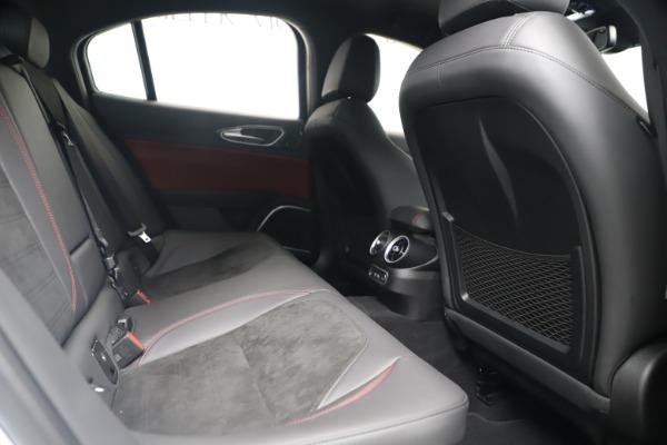 New 2019 Alfa Romeo Giulia Quadrifoglio for sale Sold at Maserati of Westport in Westport CT 06880 27