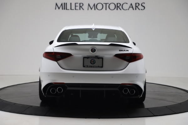 New 2019 Alfa Romeo Giulia Quadrifoglio for sale Sold at Maserati of Westport in Westport CT 06880 6