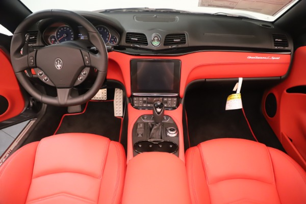 New 2018 Maserati GranTurismo Sport Convertible for sale Sold at Maserati of Westport in Westport CT 06880 22