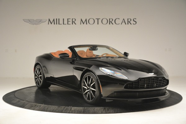 New 2019 Aston Martin DB11 V8 Convertible for sale Sold at Maserati of Westport in Westport CT 06880 11