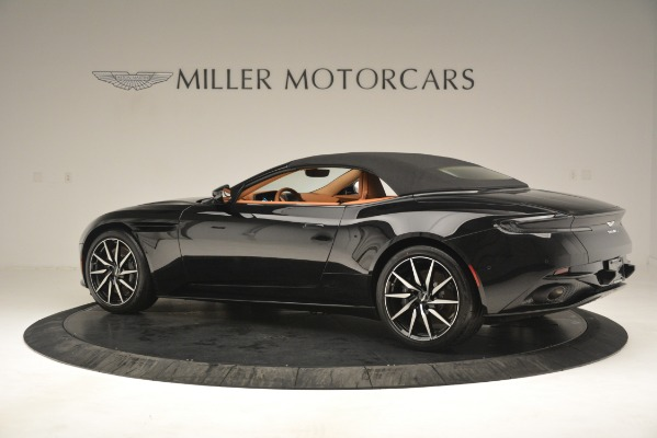 New 2019 Aston Martin DB11 V8 Convertible for sale Sold at Maserati of Westport in Westport CT 06880 15