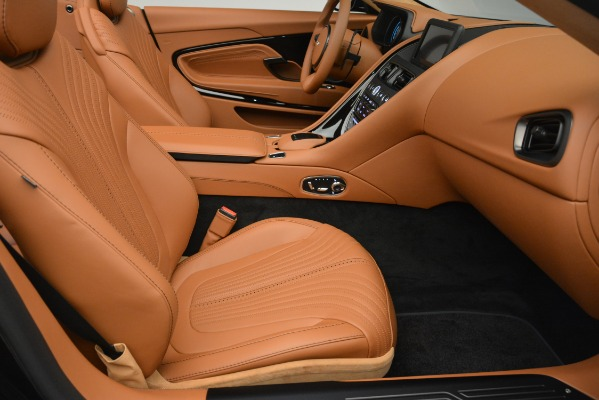 New 2019 Aston Martin DB11 V8 Convertible for sale Sold at Maserati of Westport in Westport CT 06880 25