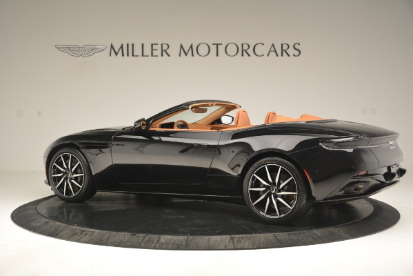New 2019 Aston Martin DB11 V8 Convertible for sale Sold at Maserati of Westport in Westport CT 06880 4