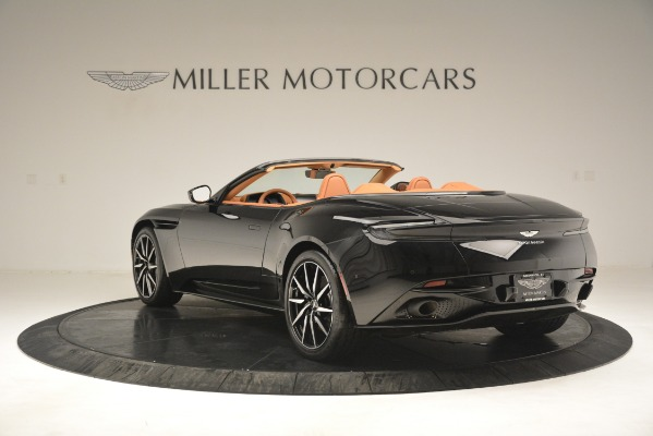 New 2019 Aston Martin DB11 V8 Convertible for sale Sold at Maserati of Westport in Westport CT 06880 5