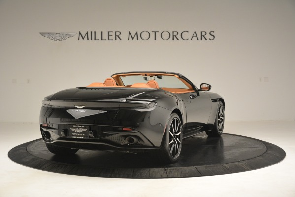New 2019 Aston Martin DB11 V8 Convertible for sale Sold at Maserati of Westport in Westport CT 06880 7