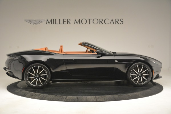 New 2019 Aston Martin DB11 V8 Convertible for sale Sold at Maserati of Westport in Westport CT 06880 9