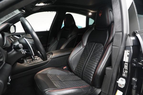 New 2019 Maserati Levante GTS for sale $134,005 at Maserati of Westport in Westport CT 06880 14