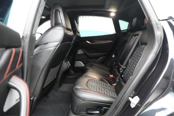 New 2019 Maserati Levante GTS for sale $134,005 at Maserati of Westport in Westport CT 06880 16