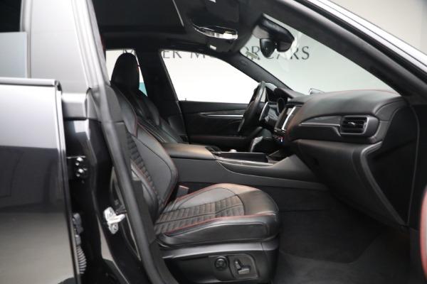 New 2019 Maserati Levante GTS for sale $134,005 at Maserati of Westport in Westport CT 06880 18