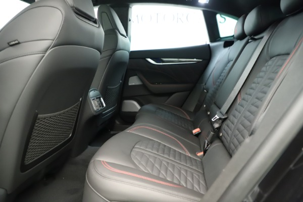 New 2019 Maserati Levante GTS for sale $134,005 at Maserati of Westport in Westport CT 06880 19