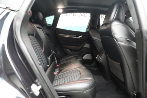 New 2019 Maserati Levante GTS for sale $134,005 at Maserati of Westport in Westport CT 06880 20