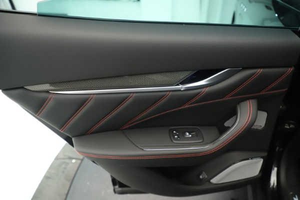 New 2019 Maserati Levante GTS for sale $134,005 at Maserati of Westport in Westport CT 06880 21